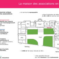 PLAN MAISON DES ASSOCIATIONS